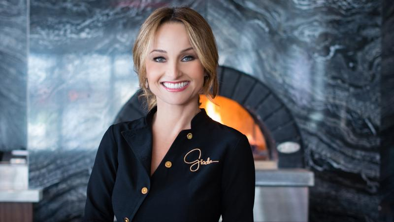 Restaurant Talk: Giada De Laurentiis Is at Home with Wine