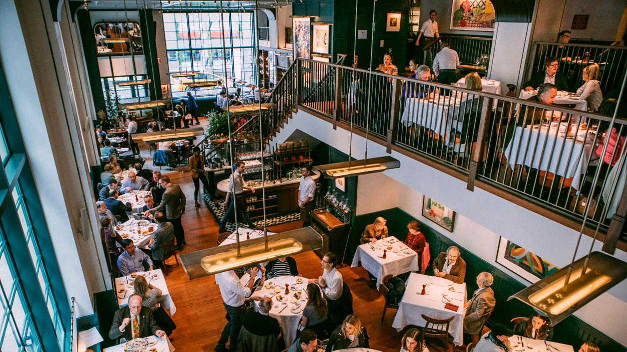Shuffles at Danny Meyer's Union Square Hospitality Group