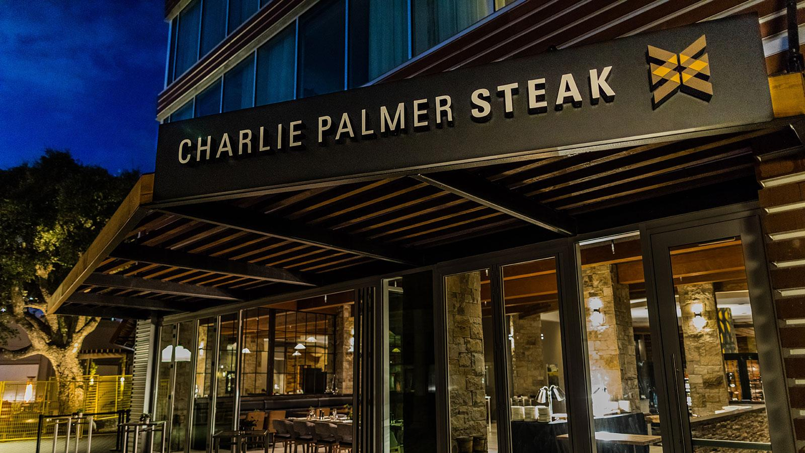 Charlie Palmer Steak Opens in Napa's New Archer Hotel