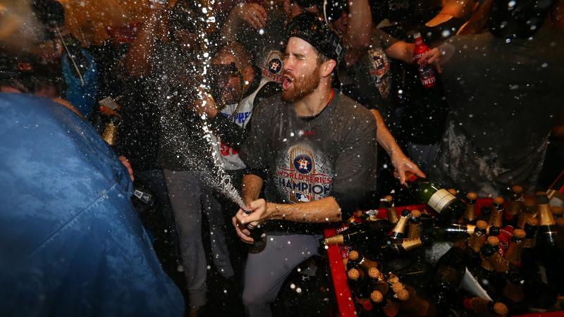 What's in a World Series Wine? Astros Championship Brut Is Up to Bat