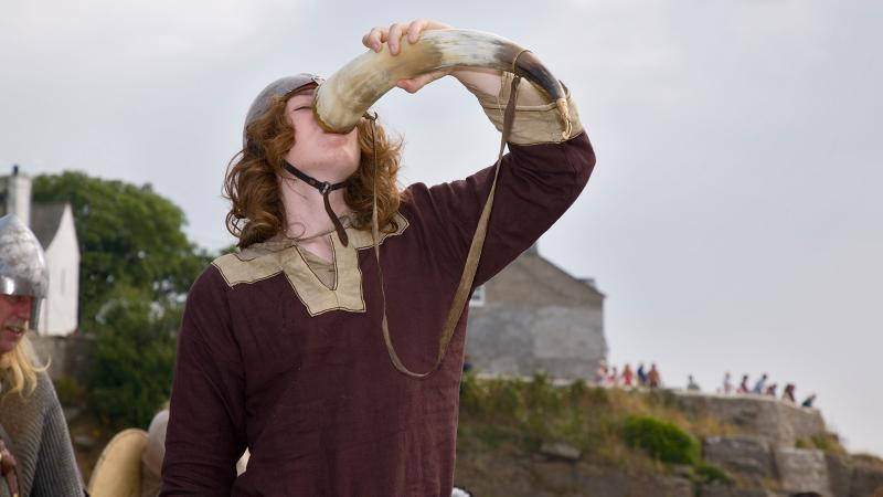 Cru on the Longship? Evidence Suggests Vikings Also Crushed Grapes