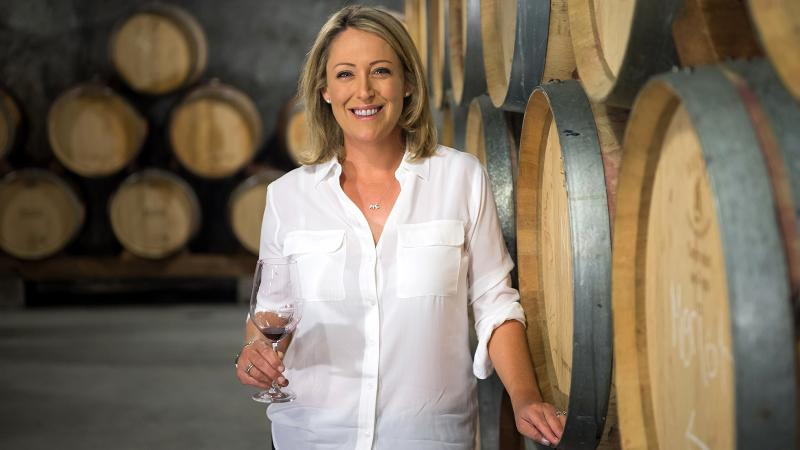 Pro golfer Cristie Kerr is passionate about wine and always eager to learn more.