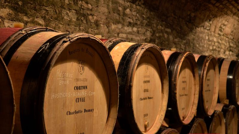 Nearly 800 barrels of 2017 vintage Burgundy were sold at the Hospices de Beaune auction.