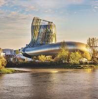 Bordeaux's Cité du Vin celebrates wine around the world.