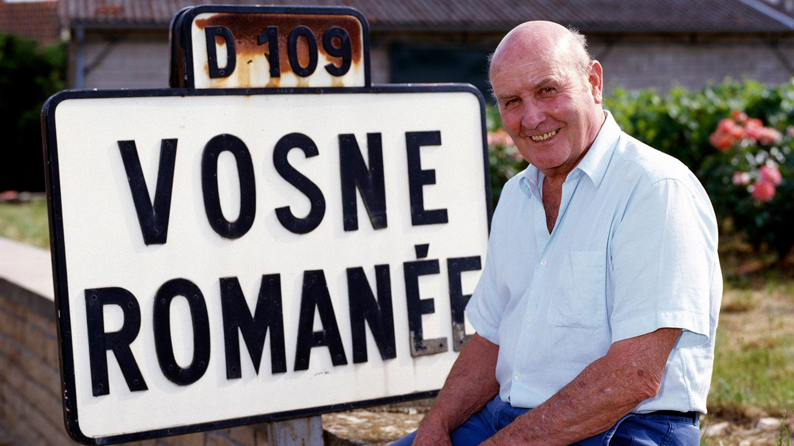 Each bottle in the sale comes directly from the late Henri Jayer's home in Vosne-Romanée.