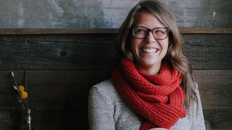 Sarah Dvorak owns Mission Cheese restaurant and cheese shop in San Francisco.