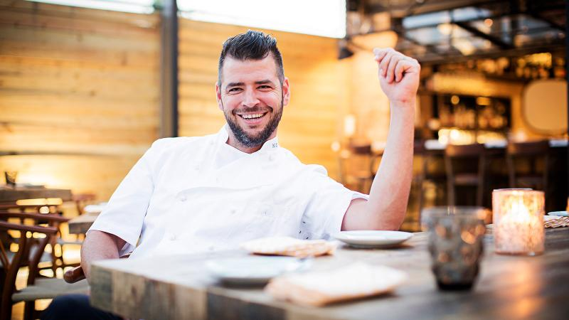 Chef Nicholas Stefanelli celebrates his Italian heritage through his D.C. restaurant and his ambitious upcoming project.