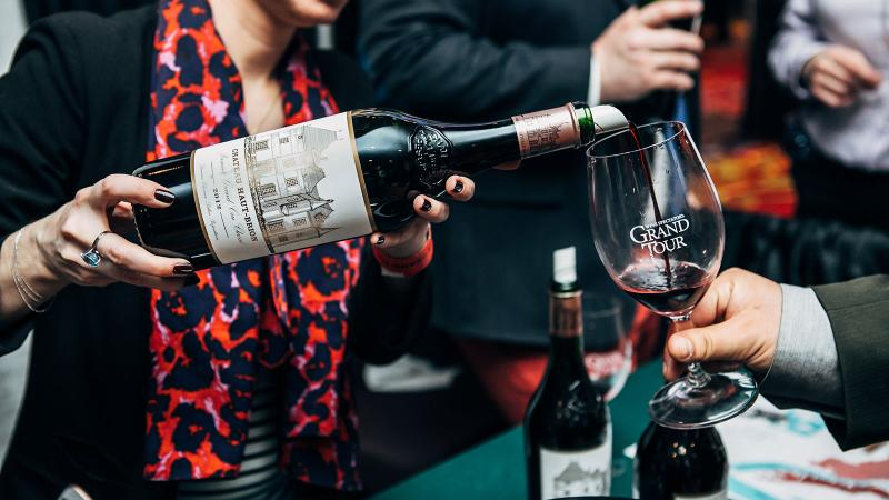 Bordeaux first-growth Château Haut-Brion's 2012 vintage was among the event's many must-taste wines.
