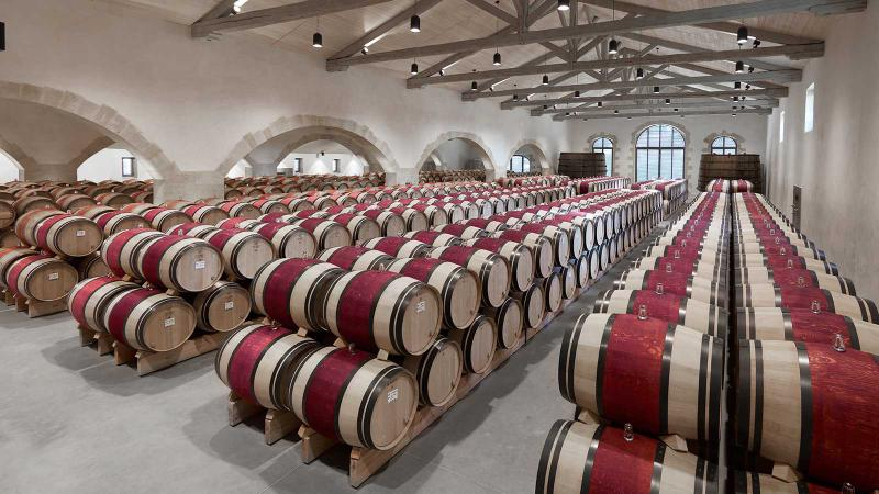 2018 Bordeaux Barrel Tasting