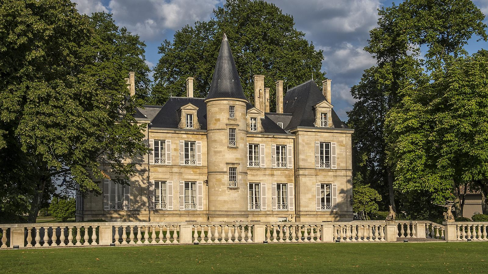 Pichon Longueville Lalande's 2017 grand vin is a beauty in the making.