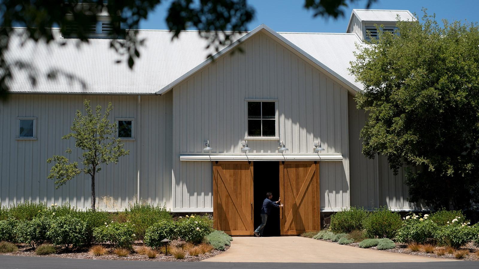 The Larkmead estate has stood the test of time, and its wines are shining ever brighter.