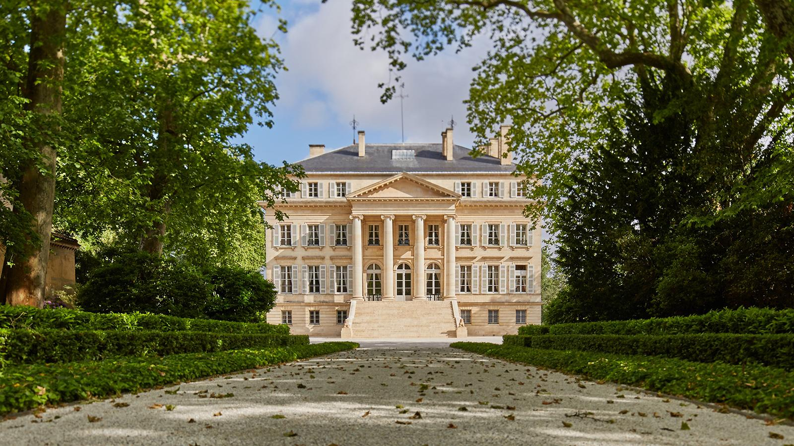 Château Margaux welcomed home Philippe Bascaules last year.