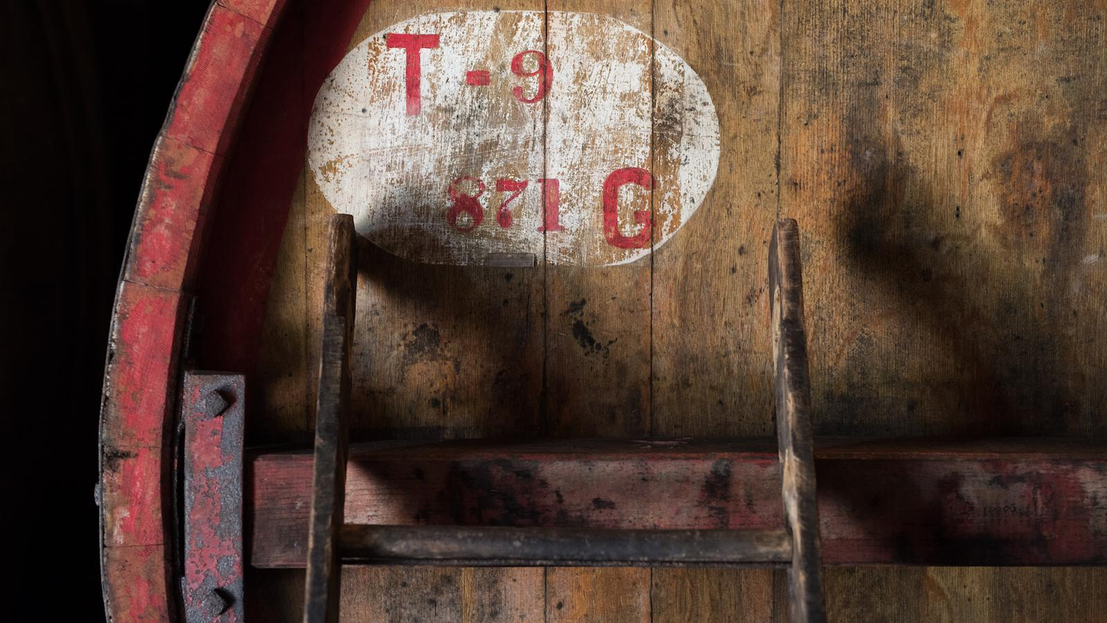 Many of the Mayacamas Cabernets are aged in large, old oak foudres.