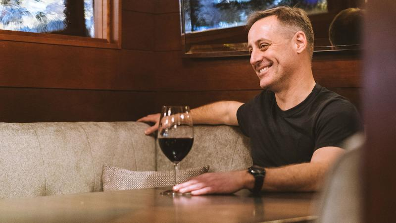 James Molesworth calls himself an equal-opportunity wine drinker.