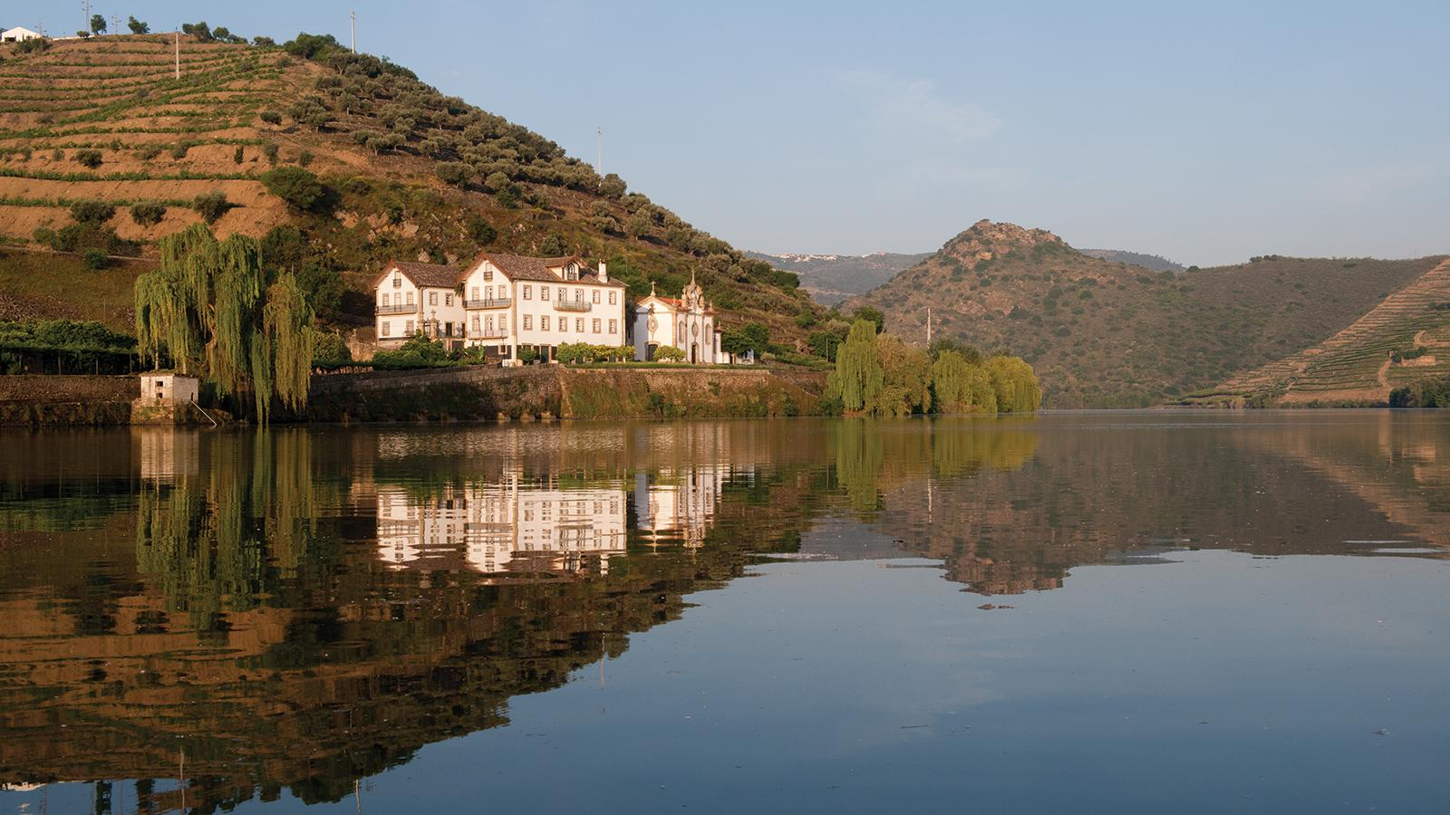 Quinta de Vesuvio is among Symington Family's stable of top Port houses.