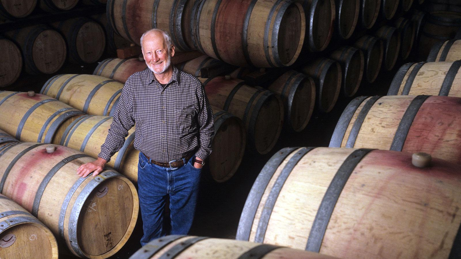 Philip Togni's Cabernets are worth waiting for.