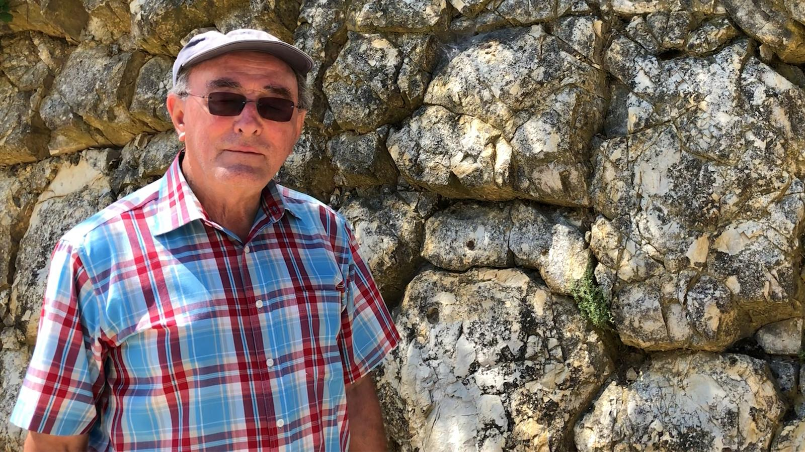 Geologist Georges Truc gives a personal tour of Gigondas, from the Jurassic to today.