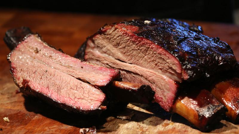 The Texas Town Where Barbecue Stands Still