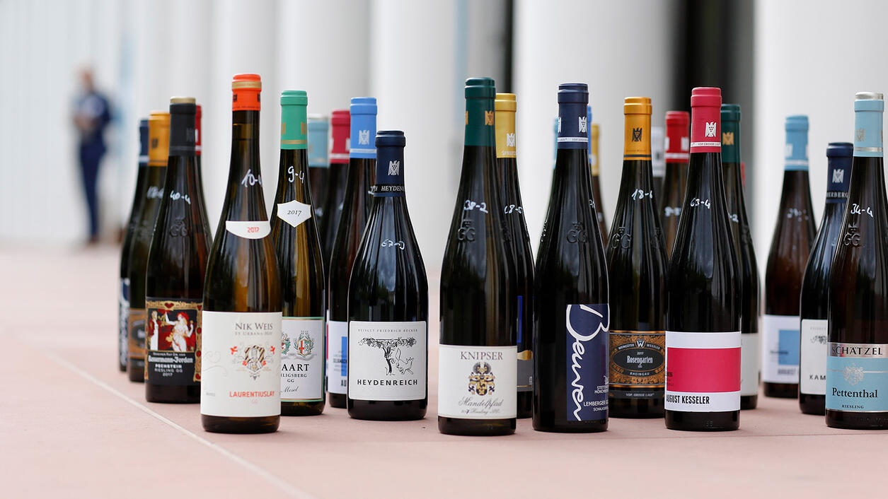 A Sneak Preview of Germany's Best New Dry Wines