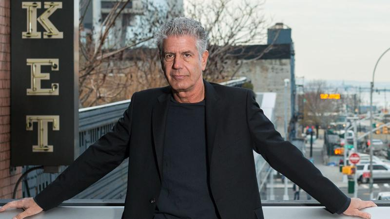 Anthony Bourdain loved New York City, but he also loved discovering new lands, food and people.