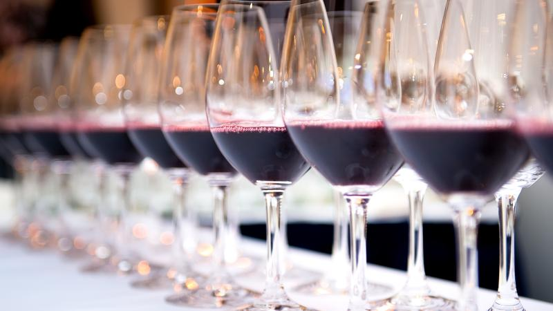 The blind tasting is considered the most difficult portion of the Master exam.
