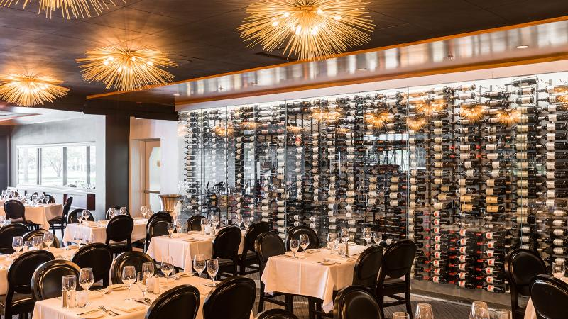 First-time Award of Excellence winner Joe Muer Seafood, located in Bloomfield Hills, Mich., has a 200-selection wine list managed by wine director Jon Patrus.