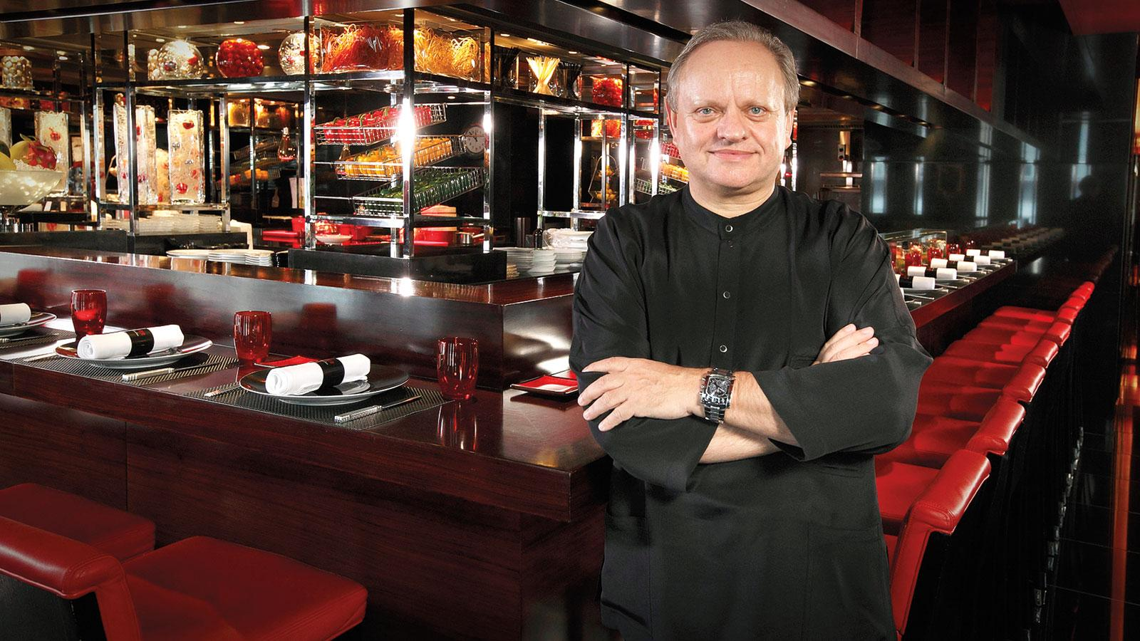 Joël Robuchon, Legendary French Chef, Dies at 73