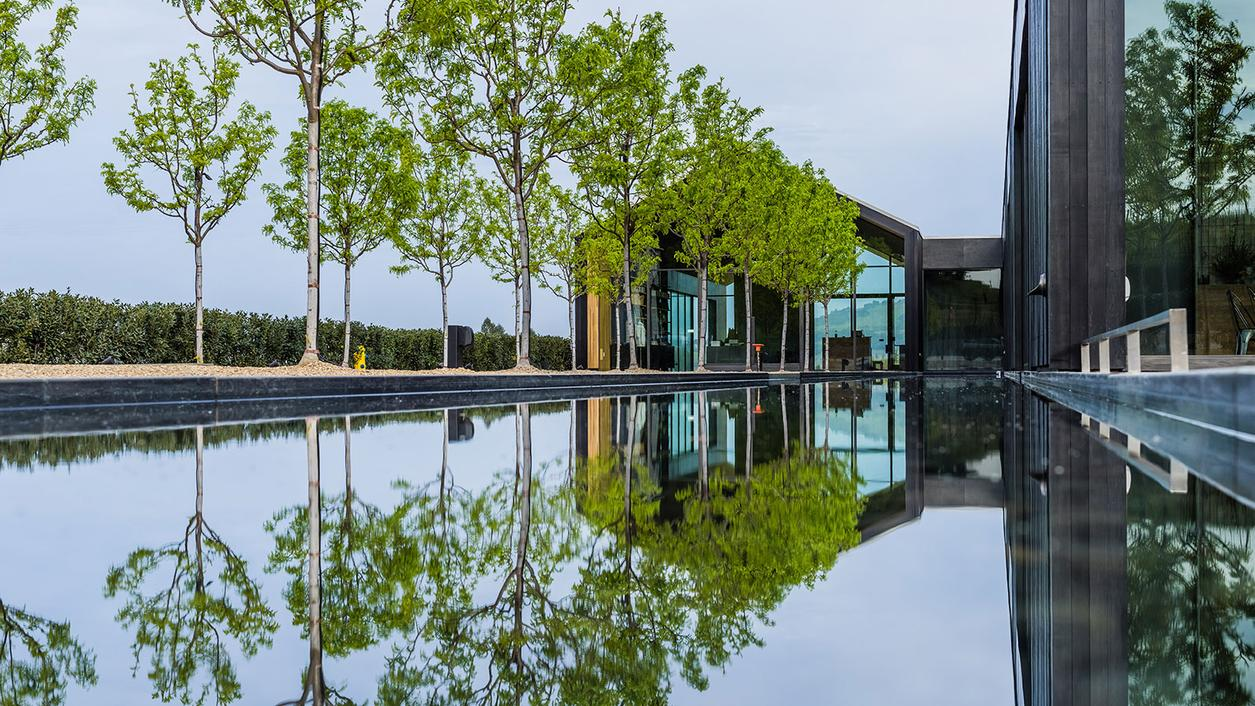 Silver Oak Builds First New Winery to Earn LEED Platinum Sustainability Certification