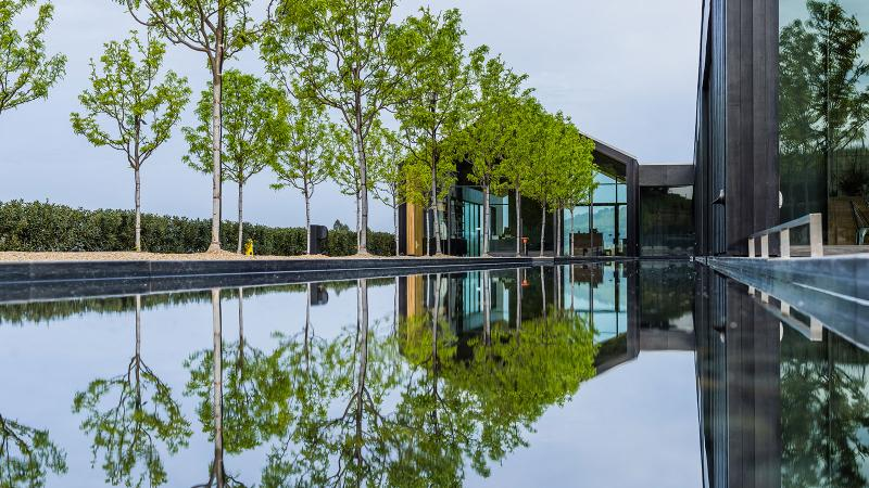 Silver Oak Builds First New Winery To Earn Leed Platinum