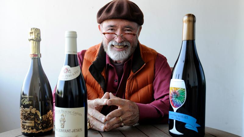 Archie McLaren was known for his love of wine, food and good friends.