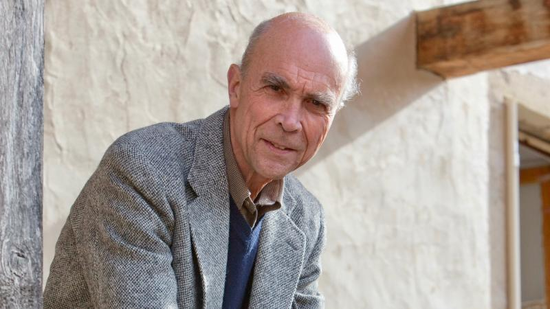 Aubert de Villaine looks forward to the chance to produce a wine from Corton-Charlemagne.
