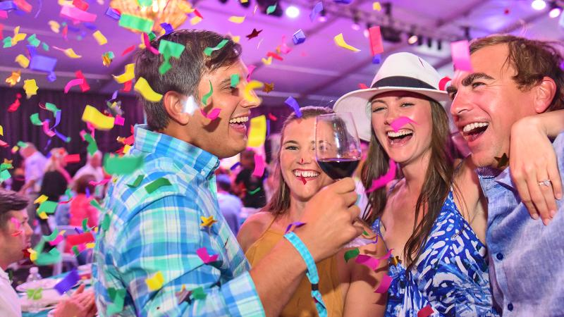 Destin's charity wine event has grown into one of America's largest in the past 13 years.