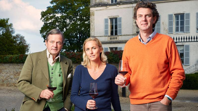 Bertrand, Aurore and Amaury Devillard have added a Jura estate to their wine company.