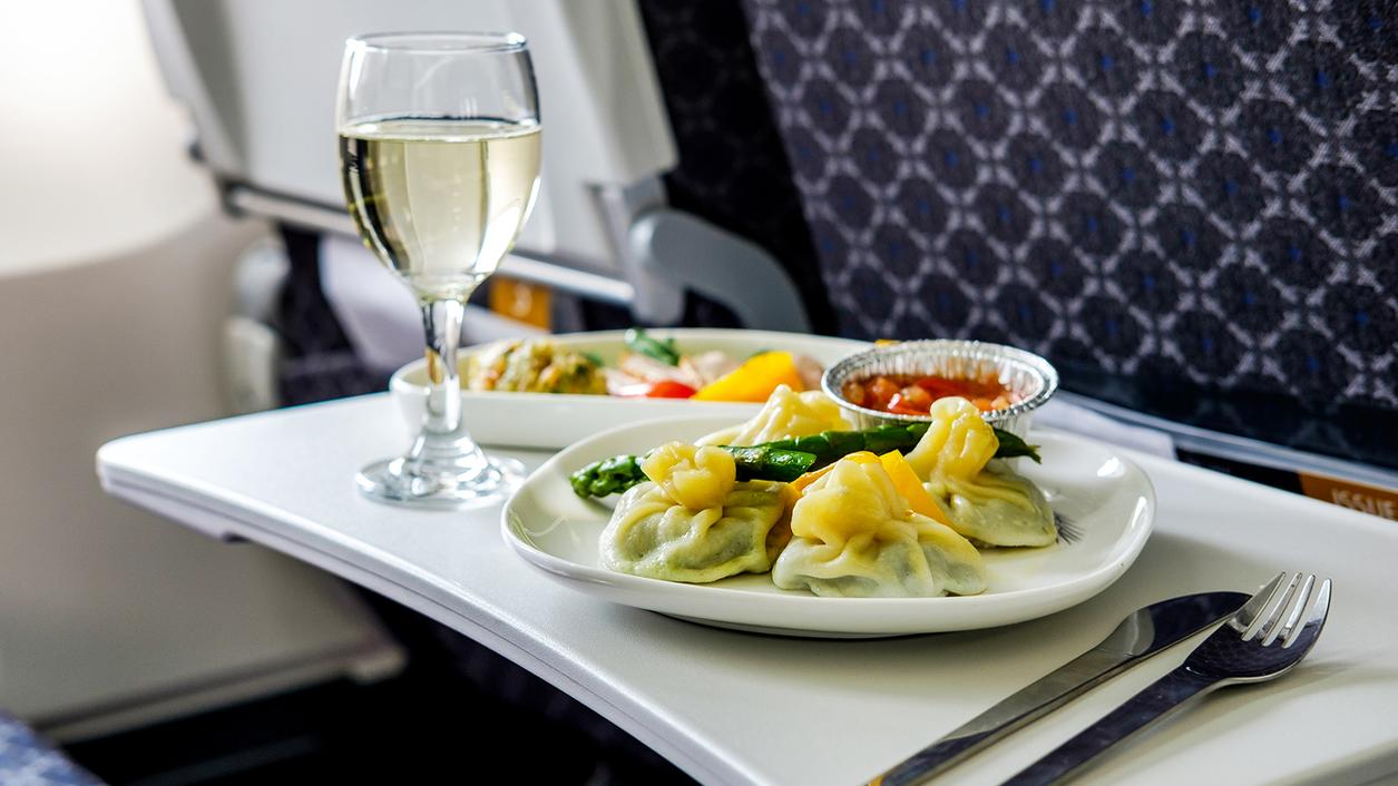Wines on a Plane: Does Drinking Affect You Differently While Flying?