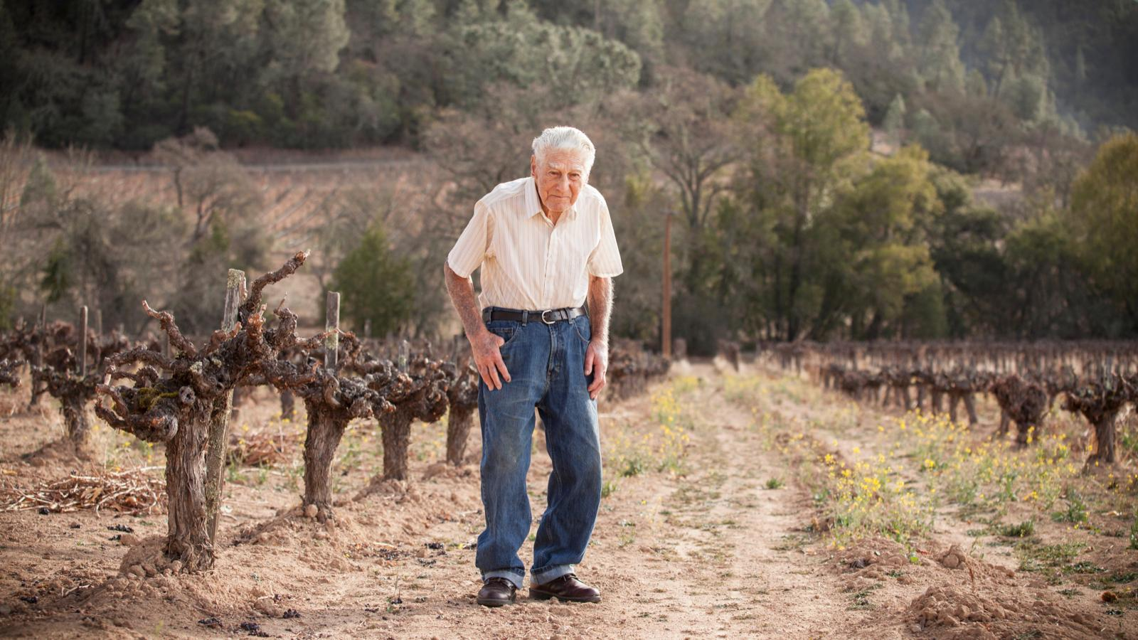 Remembering Napa Valley Vineyard Owner Al Frediani