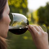 Wine offers particular risks and benefits for women.