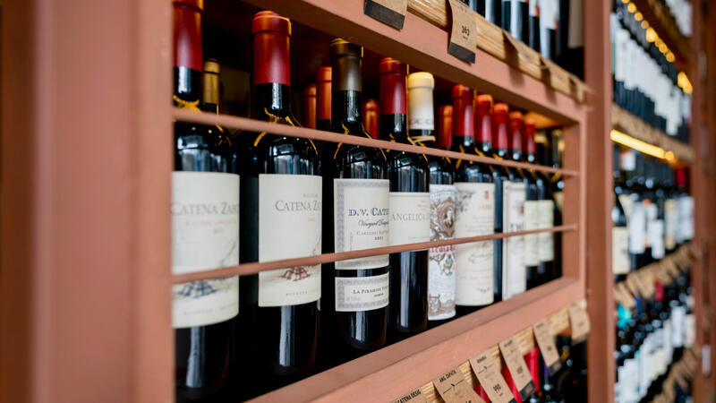 Michigan wine consumers can order wine from merchants in other states, which means access to hard-to-find wines.