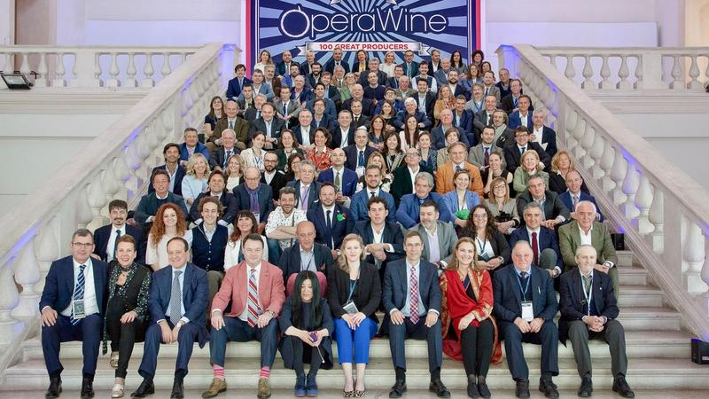 More than 100 of Italy's top names in wine gathered in Verona for the OperaWine tasting.