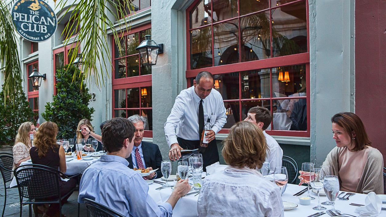 Let the Good Wines Roll: 10 Top New Orleans Restaurants