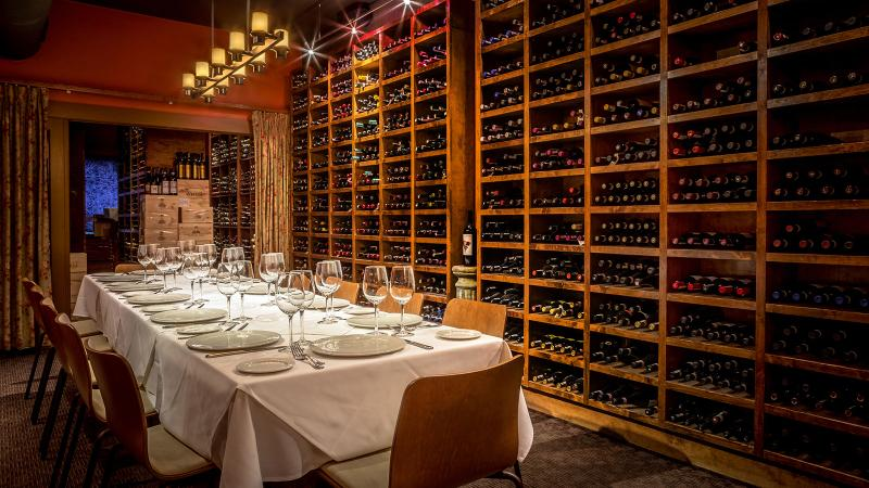 In Denver, Colo., Barolo Grill's 2,120-selection wine list holds a Grand Award.