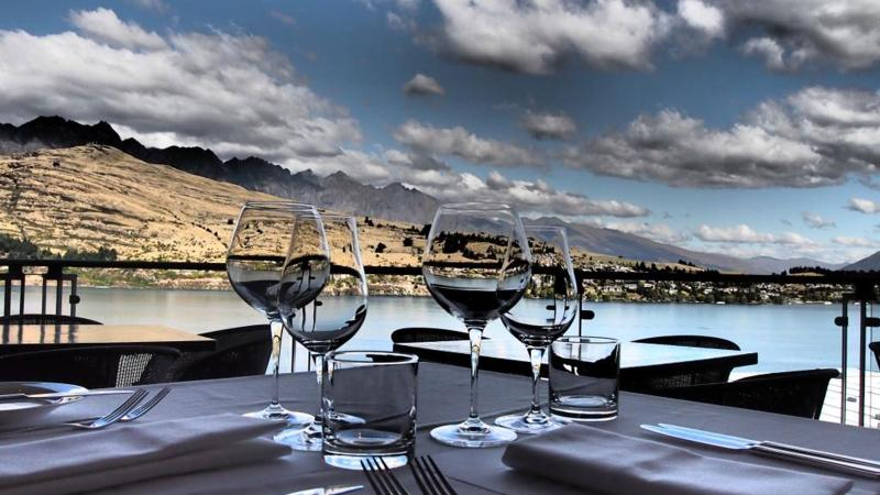 New Zealand's True South Dining Room offers 465 wines with a focus on local selections.