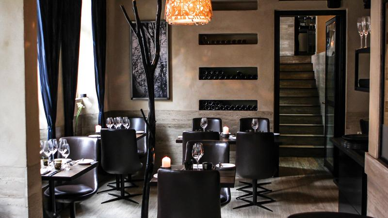 Discover high-end verticals among the 800 wine labels at Formel B in Frederiksberg, Denmark.