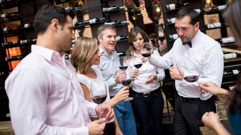 From traveling to wine country to taking a restaurant gig, there are many ways to get wine-savvy.