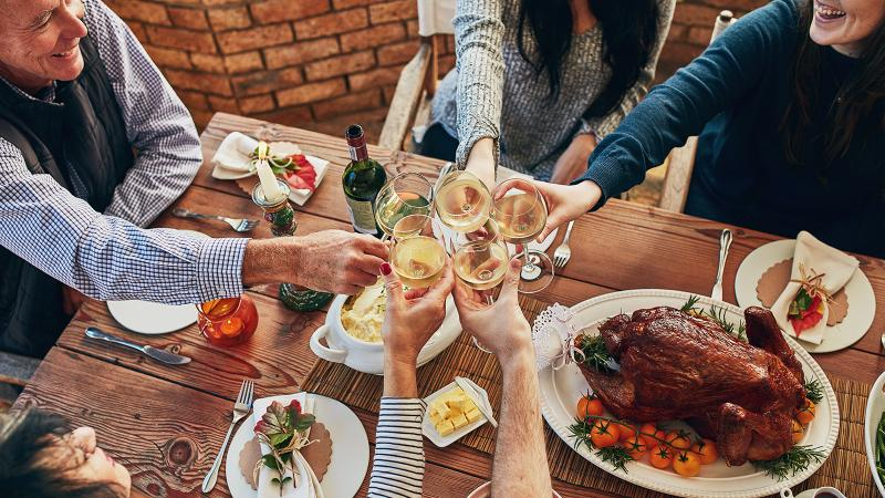 There's always going to be disagreements at Thanksgiving, but the wine doesn't have to be one of them.
