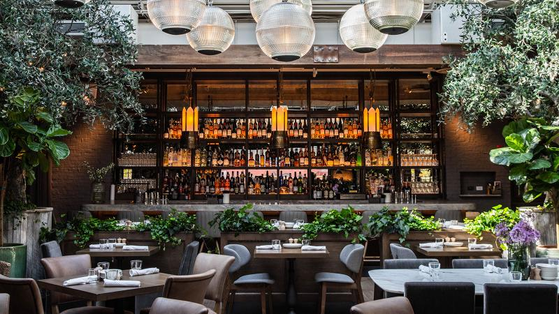 Aba Opens in Chicago; Wolfgang Puck's Spago Las Vegas Moves to the Bellagio