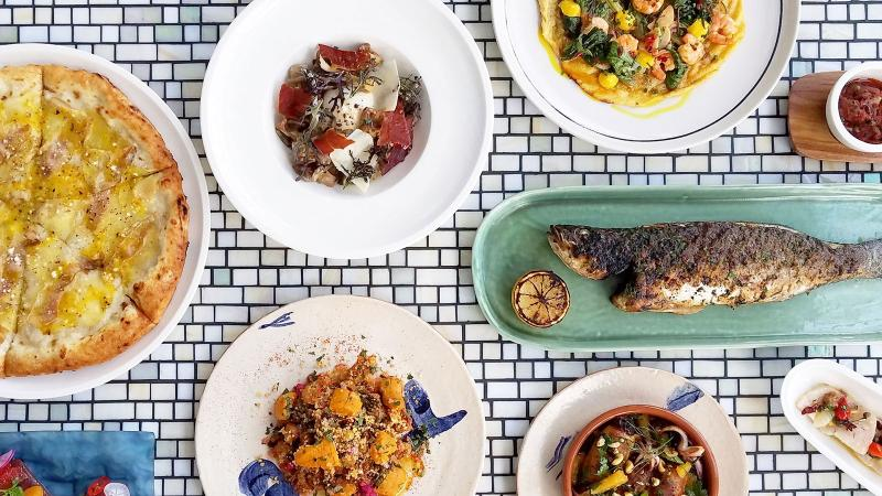 Cal Mare in the new MGM Springfield adds to chef Michael Mina's collection of wine-forward restaurants.