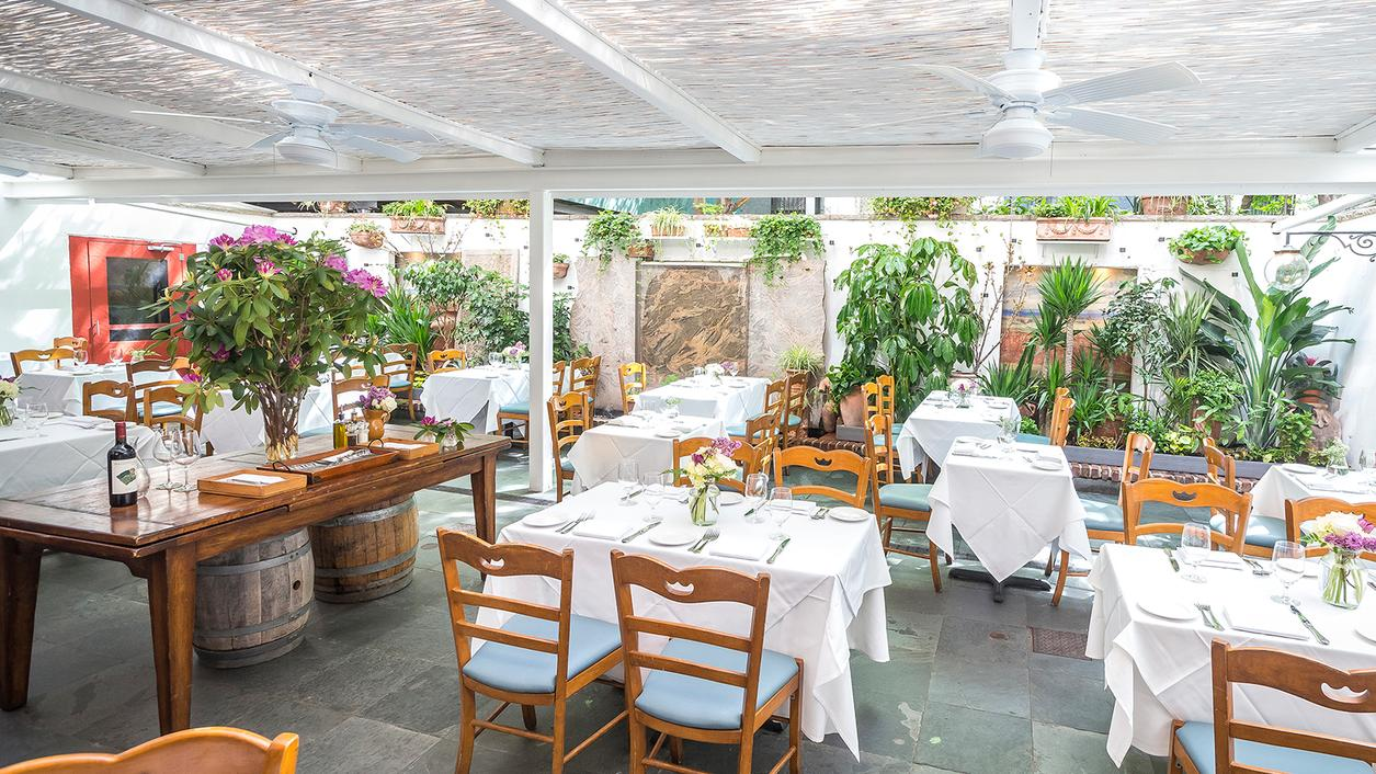 Turning Tables: Change Is in the Air for New York's I Trulli