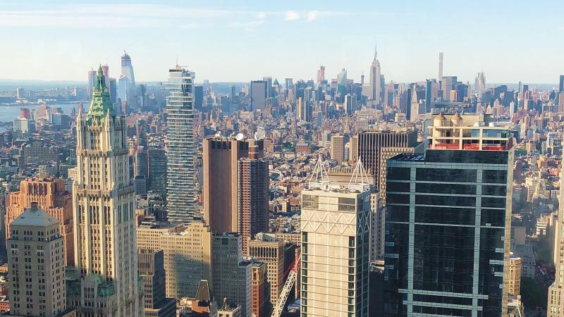 Danny Meyer's Manhatta Puts Sky-High Panoramas on the Menu