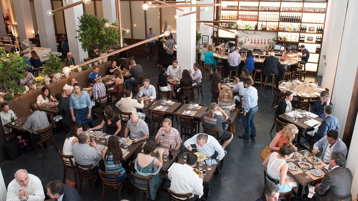 Chefs and Somms at Renowned Restaurants Play Musical Chairs