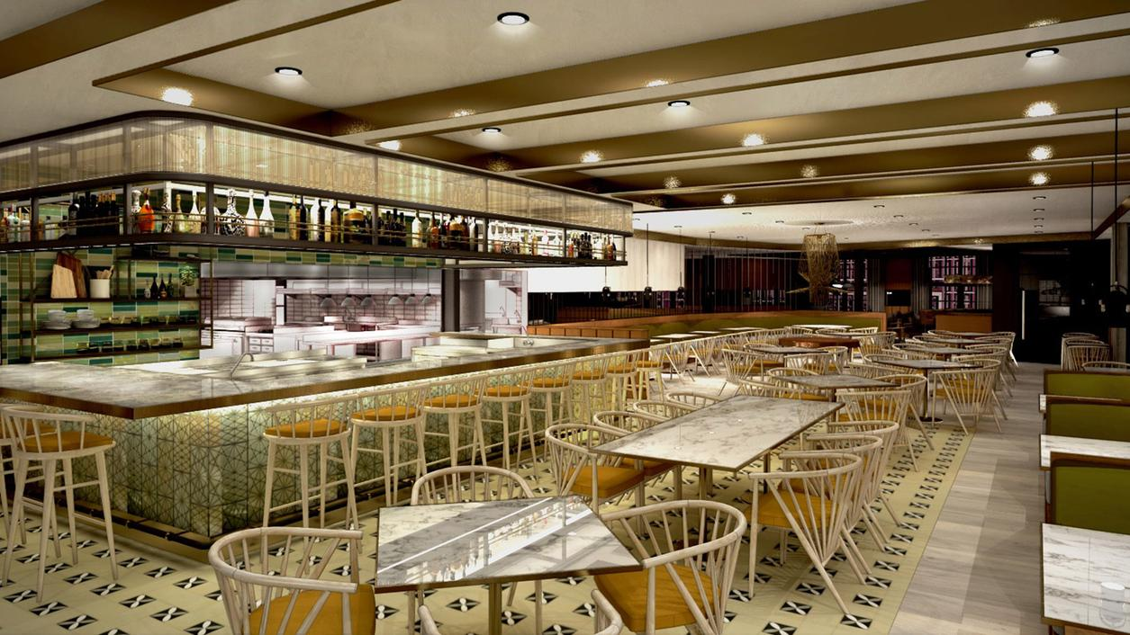 D.C.'s Masseria Chef Opens Sprawling Italian Concept; New Chef at Galatoire's in New Orleans
